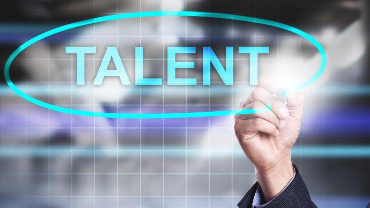 Gezieltes Talent Management im Unternehmen verringert den Aufwand für Recruiting und die Fluktuation.