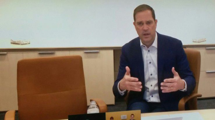 Cisco CEO Chuck Robbins will 5.500 Jobs streichen, weil das Router-Business stottert.