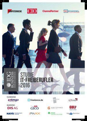 Die IT-Freiberufler-Studie 2016 wurde zur CeBIT vorgestellt.