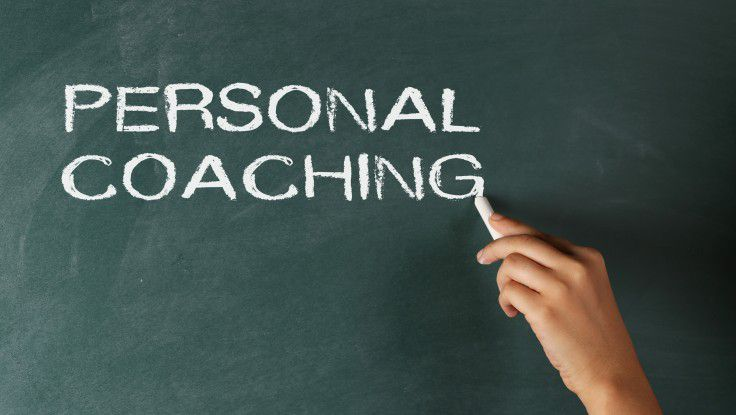 Auch mit Coaching in Selbstinitiative können Weichenstellungen fürs Leben gefunden werden.