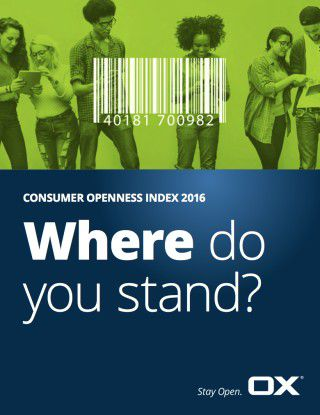Open-Xchange Consumer Openness Index 2016