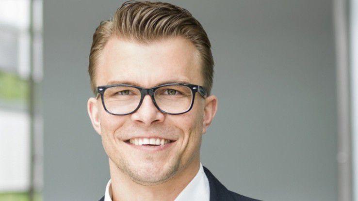 Dozent des kostenlosen Kurses ist Manuel Effenberg, Lektor für IT-Entrepreneurship am HPI.