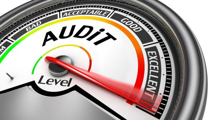 Nur wer vertrauenswürdige Zertifikate einsetzt, hat beim Audit Chancen auf Bestnoten.