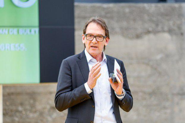 """Uli Huener, Head of Innovation Management bei EnBW: """"Es gibt keine Blaupause für Innovationen."""""""