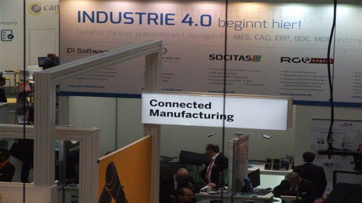 Industrie 4.0 und IoT waren die prägenden Themen der diesjährigen Hannover Messe Industrie (HMI) 2016