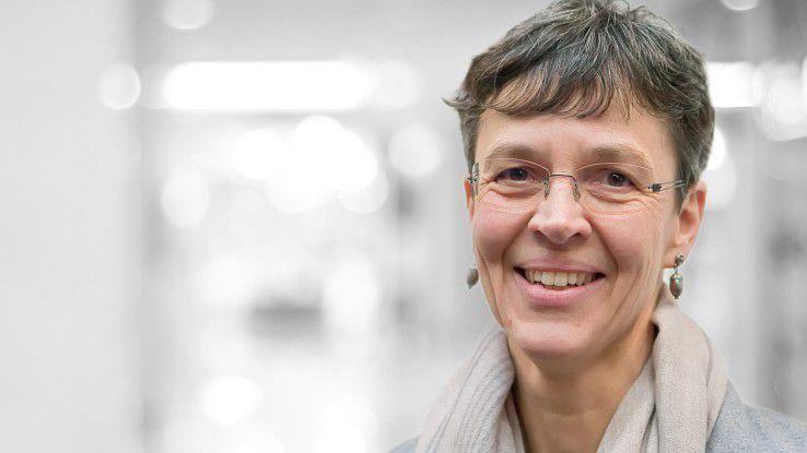 """Christine Schwab, Personalchefin der Software AG: """"Erfolg ist das beste Employer Branding."""""""