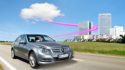 Wie die IT die Automobilbranche aufmischt: Das Internet of Things erobert die Straße - Foto: Mercedes Benz