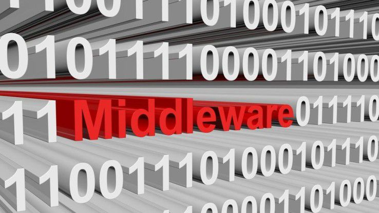 Wozu benötigt man heute noch Middleware?