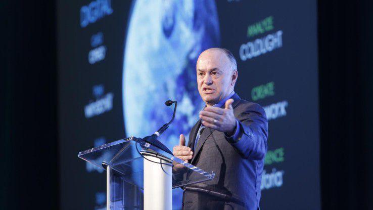 """PTC-CEO Jim Heppelmann: """"IoT ist das PLM der Zukunft"""""""