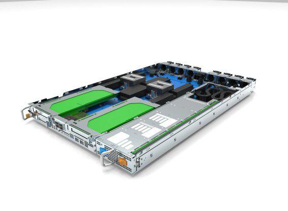 """Mit """"Zaius"""" haben Google und Rackspace bereits ein OpenCompute-Design auf Basis der kommenden Power9-Architektur von IBM gezeigt."""
