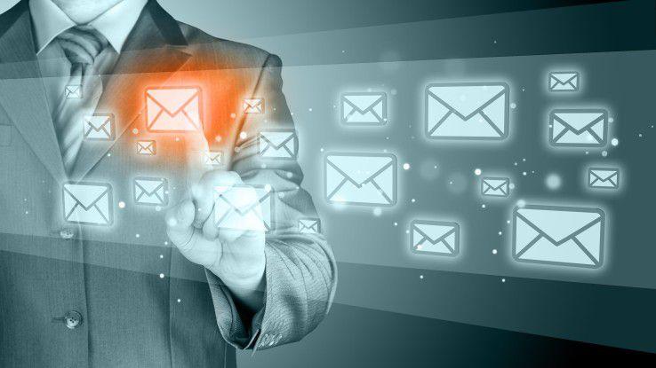 De-Mail ist für den Nutzer fast genauso viel Aufwand wie der Gang zur Post.