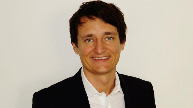 Miroslav Lazic ist Consultant bei A.T. Kearney sieht durch die Digitalisierung neue Chancen und will diese den Beschäftigten aufzeigen.