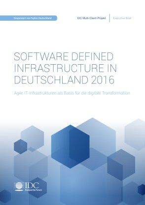 Software Defined Infrastructure in Deutschland 2016