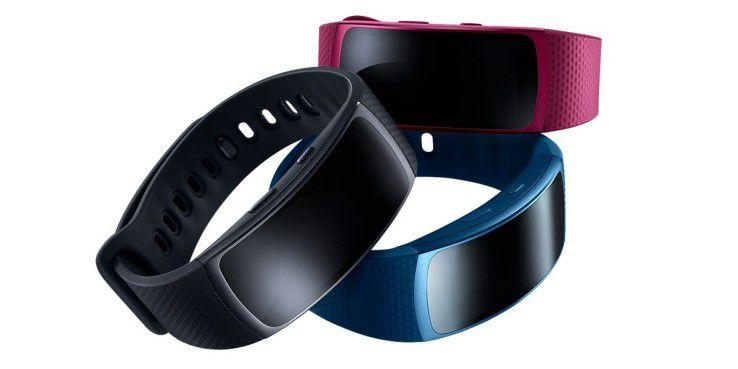 Wir haben den Fitness-Tracker Samsung Gear Fit 2 im Test