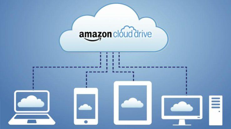 Amazon bietet ab sofort mit Drive für 70 Euro im Jahr unbegrenzten Cloud-Speicher für Fotos, Videos, Filme, Musik und Daten zur Verfügung.