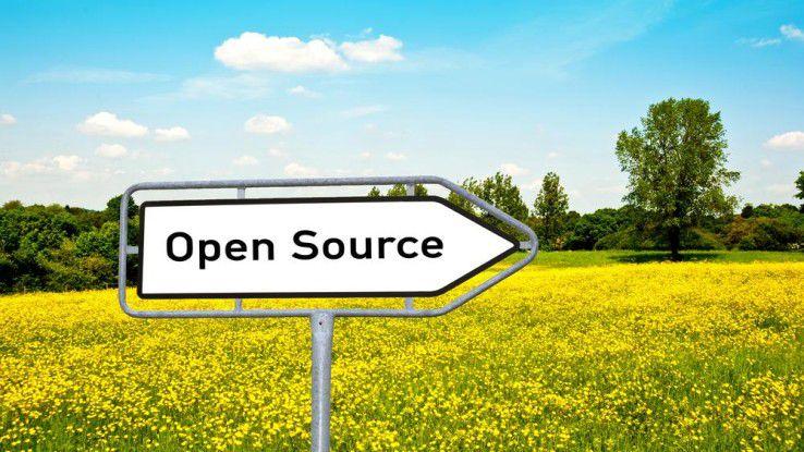 Fast jede erdenkliche Branche benutzt heutzutage gemeinschaftlich entwickelte und betreute Software.