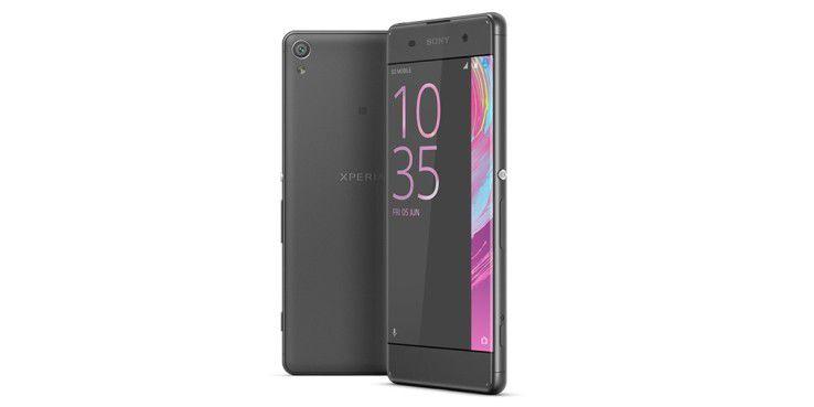 Im Test das neue Mittelklasse-Smartphone Xperia XA von Sony.