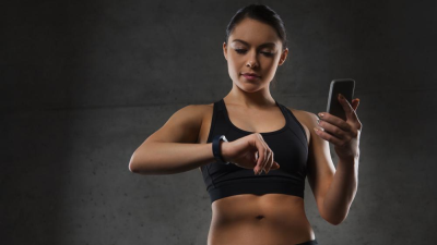 Fitness Tracker: Wearables für die Gesundheit: Smartwatch, Smartband & Co. - Foto: Syda Productions - shutterstock.com