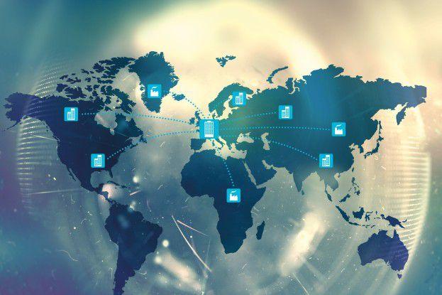 ERP-Systeme aus der Cloud für Tochtergesellschaften