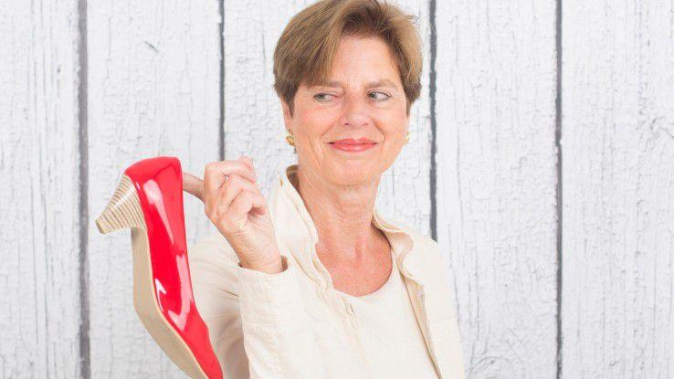 Dr. Cornelia Riechers rät: Stellen Sie sich doch mal in die Schuhe des Arbeitgebers.