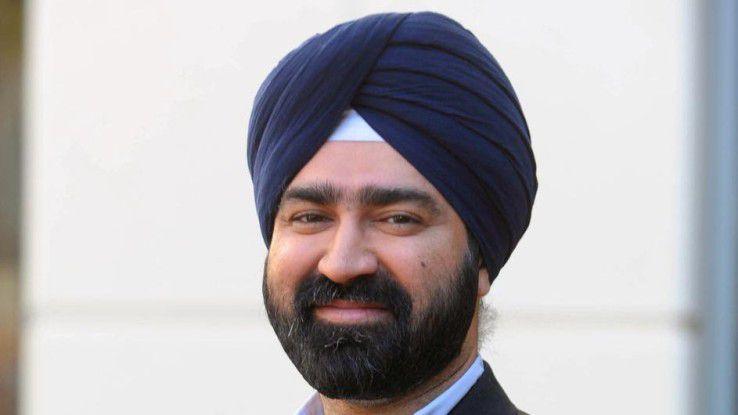 Setzt auf Selbstbedienungsfunktionen für Business-Anwender: Avon Singh Puri, IT-Manager bei VMware.