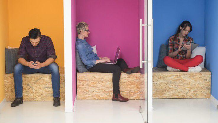 Für die jungen Informatiker zählen heutzutage eher interessante Aufgaben, als das Gehalt.