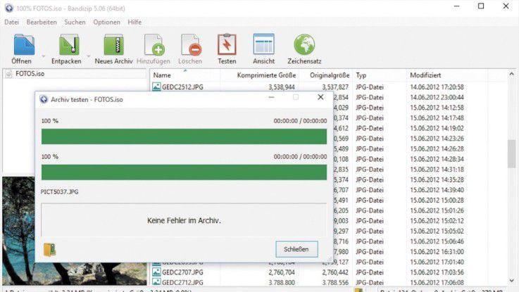 Mit Bandizip packen und entpacken Sie Ihre Dateien in eine große Auswahl an Archiv-Formaten und das kostenlos.
