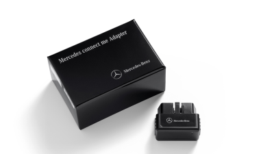 Roland-Berger-Studie zu Dongle-Lösungen fürs vernetzte Auto : Connected Car durch die OBD-Hintertür? - Foto: Daimler