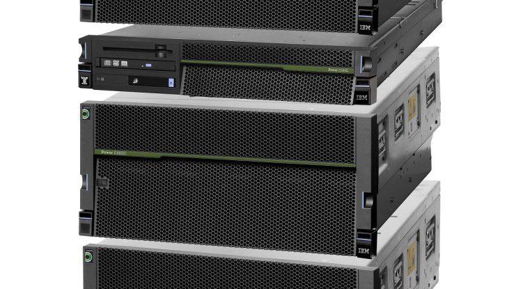 Die neuen IBM Server wurden speziell für Cloud-Infrastrukturen entwickelt.