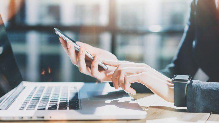 IT-Verantwortliche bewegen sich auf einem schmalen Grat zwischen dem Vorantreiben von Mobility-Initiativen und dem Einhalten von Sicherheitsvorgaben.