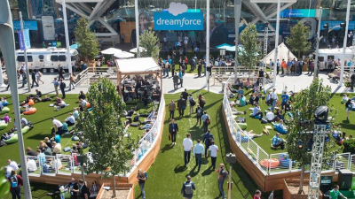 Dreamforce 2016: Salesforce tunt seine Plattform mit immer mehr Tools - Foto: Salesforce
