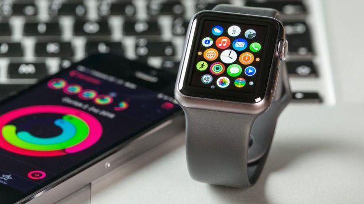 App-Entwickler aufgepasst: Die Apple Watch ist einer Erweiterung des iPhones und soll diese nicht ersetzen.
