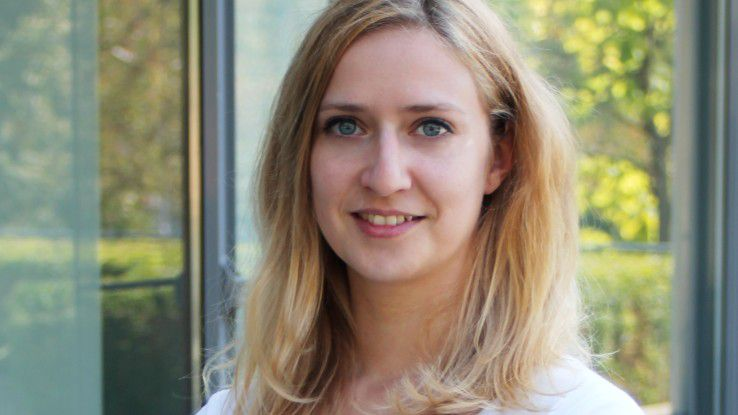 Sarah Schäfer ist Personalreferentin der PROMATIS Software GmbH.