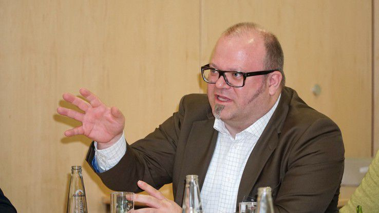 Die Rolle des Chief Data Officer müsse sich erst noch finden und werde stark von der jeweiligen Branche geprägt sein, glaubt Klaus-Peter Sauer, Director im globalen SAP HANA Center of Excellence (COE).