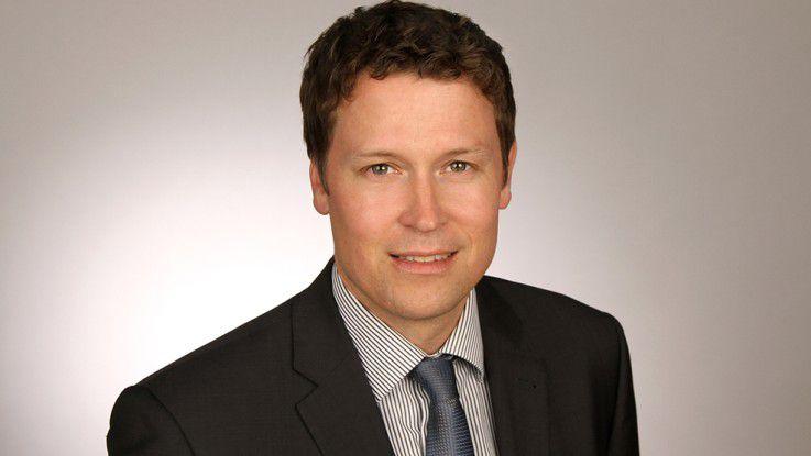 Arne Bleyer ist Leiter Cloud im Accenture-Geschäftsbereich Infrastruktur.