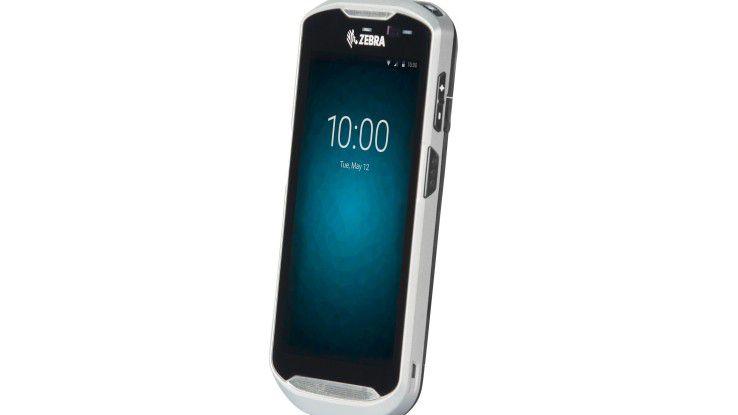 Barcode-Scanner, NFC, Push-to-Talk etc. sind nur einige Eigenschaft mit denen sich das TC51 von klassischen Smartphones unterscheidet.