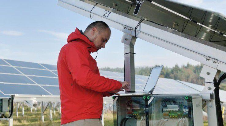 In der IoT-Basierten Welt spielt der Field Service eine zentrale Rolle.