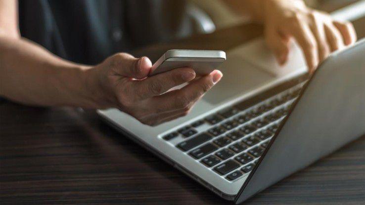 In der Mobile IT bieten sich sowohl für Berufseinsteiger als auch für Berufserfahrene viele Karrierechancen.
