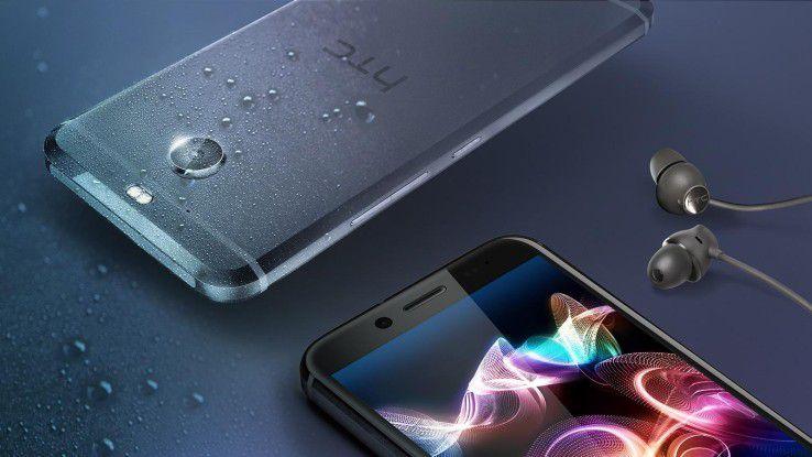 Das vor kurzem unter dem Namen Bolt exklusiv für die USA angekündigte Smartphone kommt nun als HTC 10 Evo nach Deutschland.
