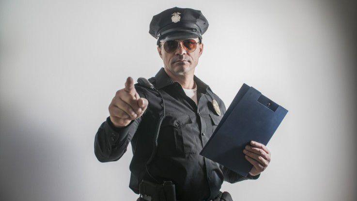 """Der oberste """"Gesetzeshüter"""" in Sachen IT-Security im Unternehmen, der CISO, gibt den Weg vor - oder doch nicht?"""