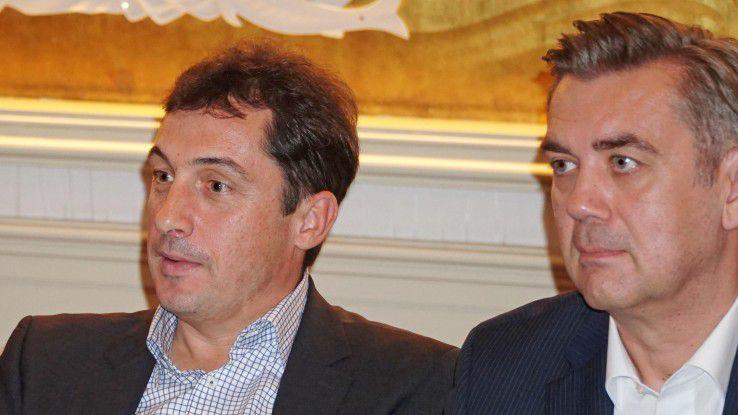 Sascha Lekic, Director IM B2B bei Samsung, appeliert an die Unternehmen, in Sache IoT selbst aktiv zu werden, denn die Technik warte nicht.