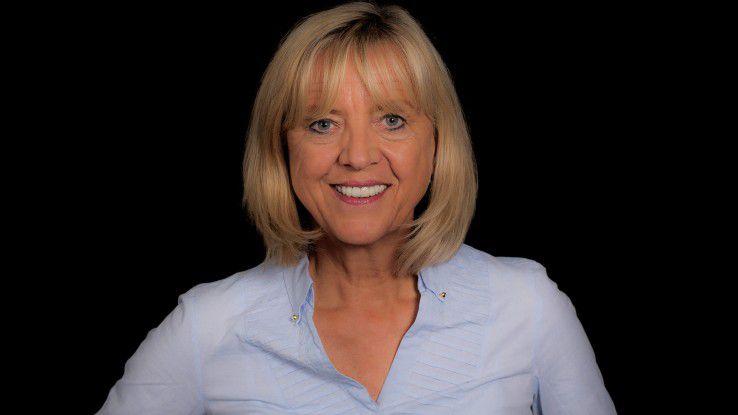 Ute Maria Zankl, Personalchefin von Sapient Nitro, ist überzeugt von ihrem neuen Gesprächsstil.