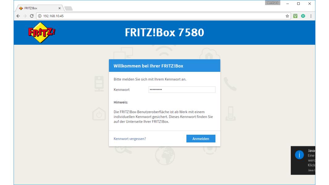 Fritz box als nas system einrichten fritzbox 7580 login - Fritzbox 7330 login ...