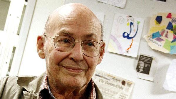 Marvin Minsky gilt als Vater der Verteilten KI.