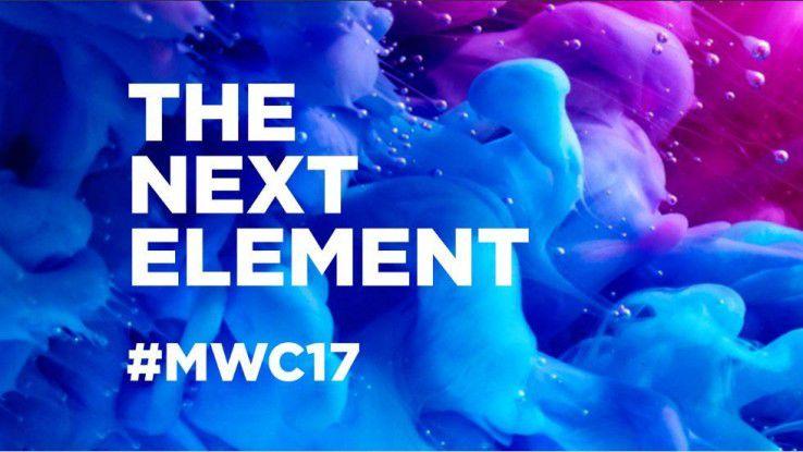 """Mobile: The Next Element"" ist das Motto des Mobile World Congress 2017"