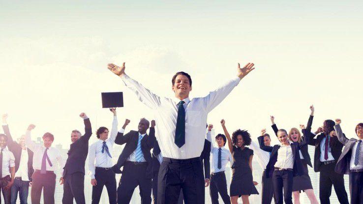 Geht es um den Job, haben die meisten Menschen ein definiertes Ziel.