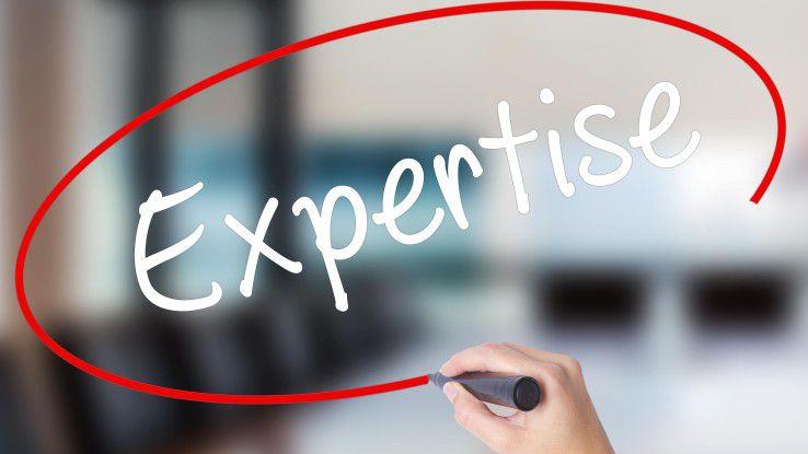 Arbeitnehmer mit interdisziplinärem Wissen laufen Fachspezialisten den Rang ab.
