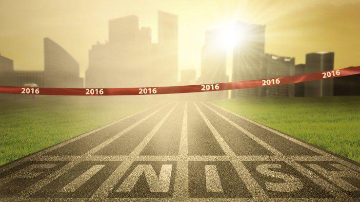Das 4. Quartal 2016 ist das stärkste Quartal des Jahres - laut Geco-Vorstand Günter Hilger eine Seltenheit.