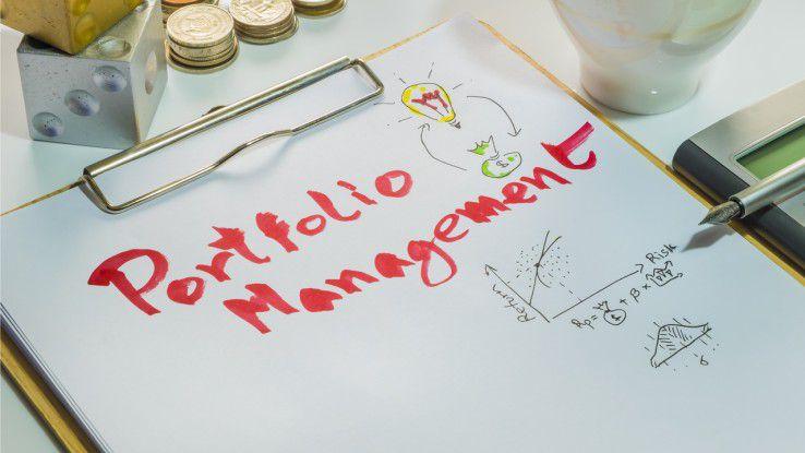 Eine erfolgreiche digitale Transformation setzt Veränderungen im Portfoliomanagement voraus.