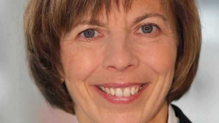 Susanne Denker ist Geschäftsführerin Worldline und gab im Karriereratgeber Tipps.
